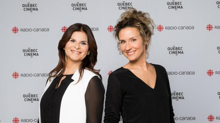 Guylaine Tremblay et Édith Cochrane animeront le Gala Québec Cinéma