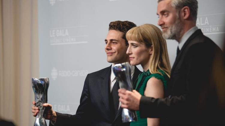 Les photos du Gala Québec Cinéma !