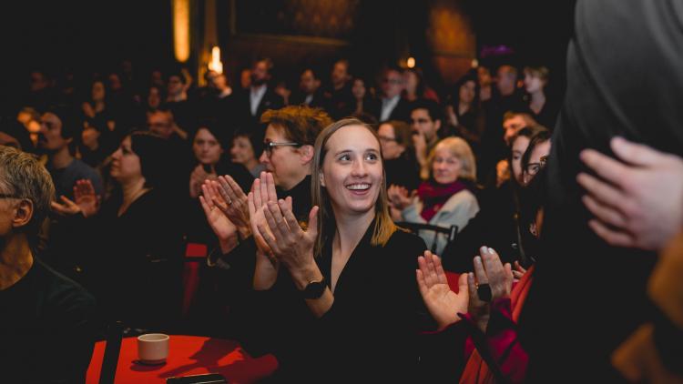 Bravo à tous les finalistes ! Conférence de presse du Gala 2018 en images