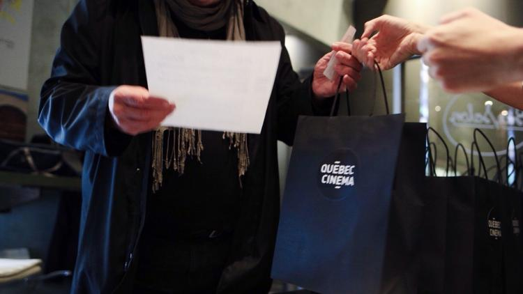 Première étape en vue du Gala Québec Cinéma