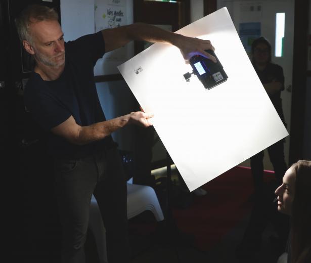 André Turpin met en lumière le métier de directeur photo