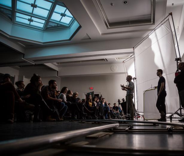 #RVCQ16 | Leçon de cinéma : André Turpin