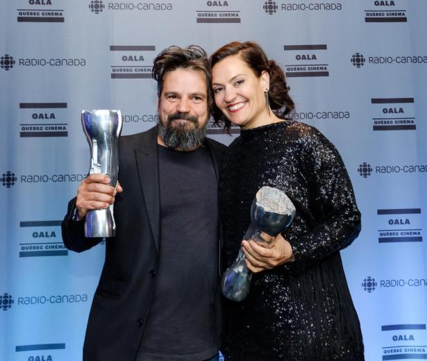 Les lauréats du Gala Québec Cinéma 2018