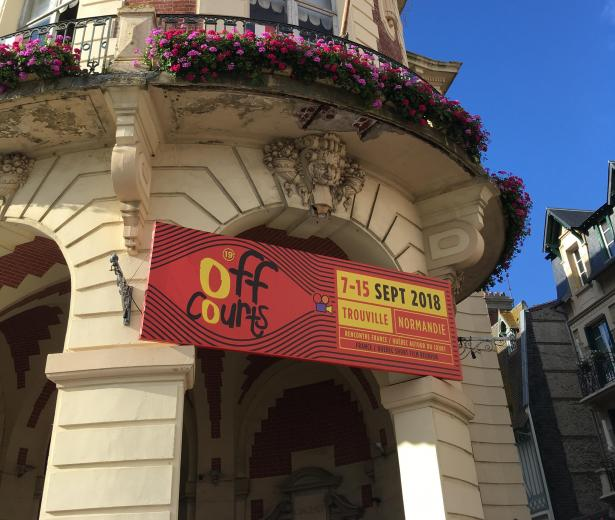 En direct du Off-Courts Trouville 2018