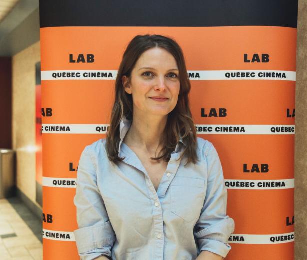 Le Lab rencontre Geneviève Dulude-De Celles