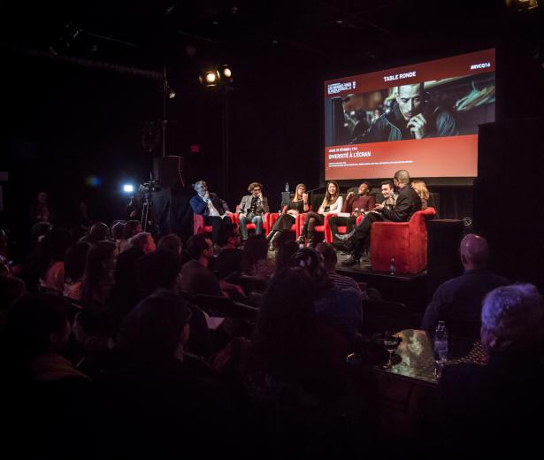 #RVCQ16 | Table ronde : Diversité culturelle à l'écran