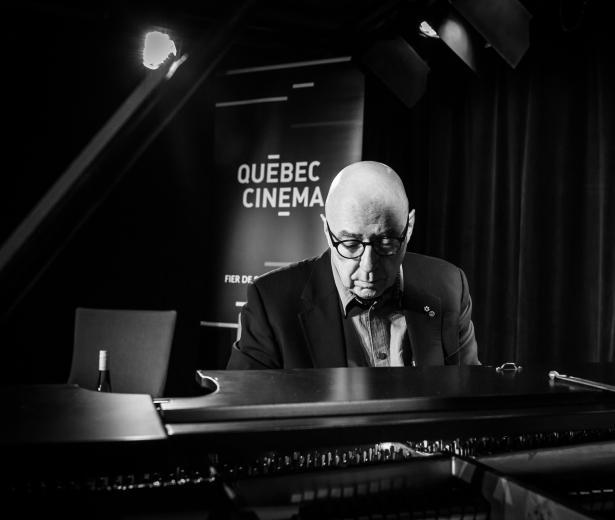 François Dompierre,<br/>Prix Hommage  2016!