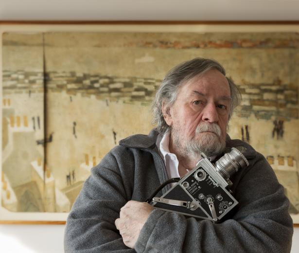 Hommage : Sur les traces de Jean-Claude Labrecque