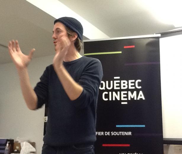 Dans la rue : atelier de création de documentaire