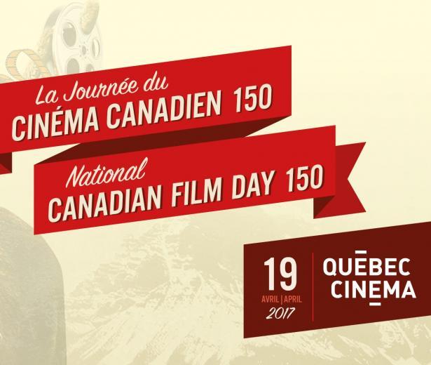 19 avril : grande célébration du cinéma canadien