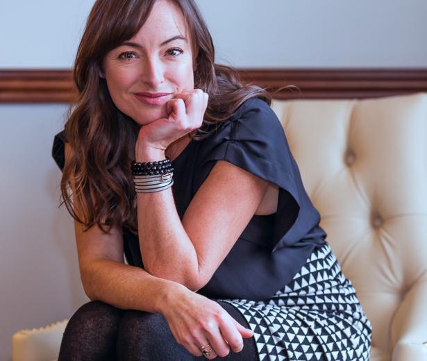 Pascale Bussières, porte-parole de la 34e édition des RVCQ