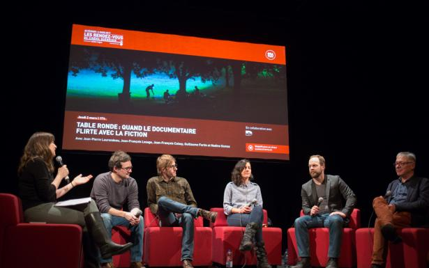 #RVCQ2017 | Table-ronde : quand le documentaire flirte avec la fiction