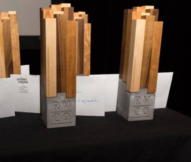 Les gagnants des Prix du court métrage RVCQ 2016
