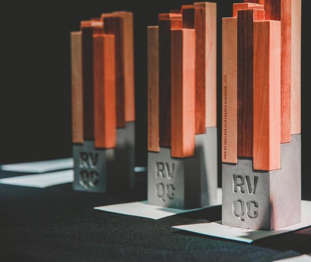RVQC 2021 : les lauréats sont dévoilés