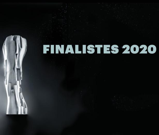 Finalistes des Prix Iris 2020