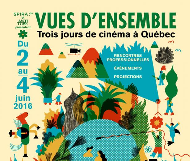 Trois jours de cinéma à Québec