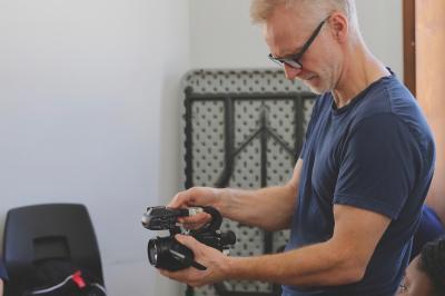 André Turpin met en lumière le métier de directeur photo_1