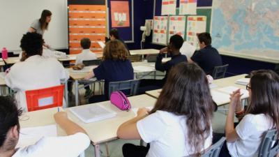 Sarianne Cormier offre une captivante leçon de cinéma à l'école Saint-Edmond !_6