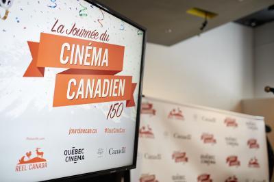 Conférence de presse - La Journée du cinéma canadien 150_0