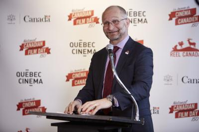 Conférence de presse - La Journée du cinéma canadien 150_24