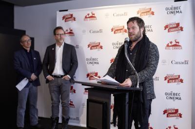 Conférence de presse - La Journée du cinéma canadien 150_10