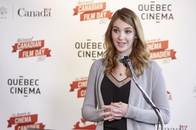 Conférence de presse - La Journée du cinéma canadien 150_9