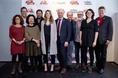 Conférence de presse - La Journée du cinéma canadien 150_6