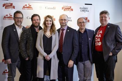 Conférence de presse - La Journée du cinéma canadien 150_7