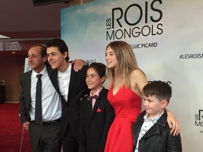 Première du film Les rois mongols_10