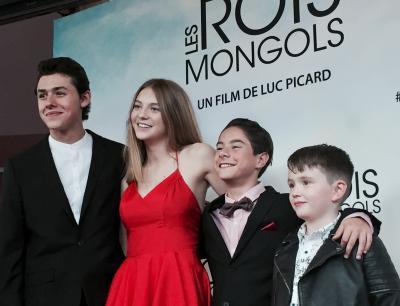 Première du film Les rois mongols_9