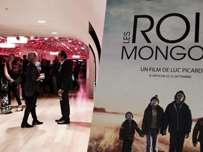 Première du film Les rois mongols_0