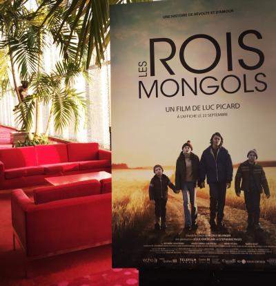 Première du film Les rois mongols_11