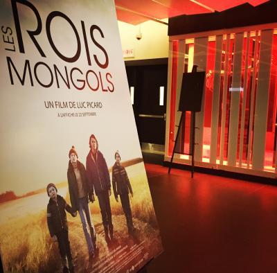 Première du film Les rois mongols_8