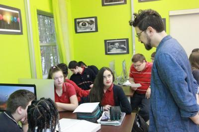 Ian Lagarde rencontre les jeunes à Châteauguay_15