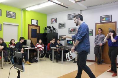 Ian Lagarde rencontre les jeunes à Châteauguay_14