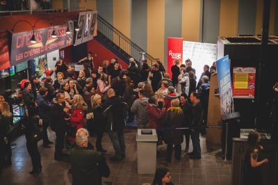 La soirée d'ouverture des #RVCQ2017 en photos! _22
