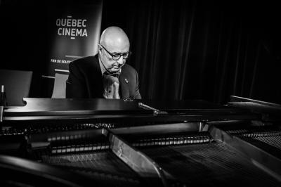 François Dompierre,<br/>Prix Hommage  2016!_1