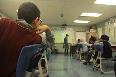 Québec Cinéma à l'école Dar Al Iman_2