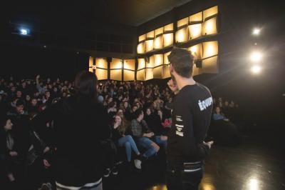 Plus de 11 000 jeunes rejoints par les activités du Lab_16