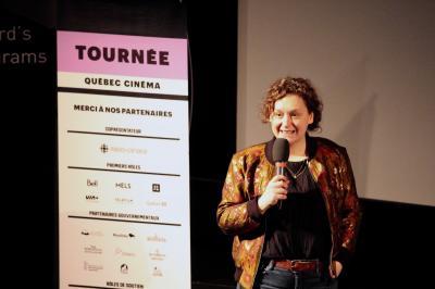 Petit budget mène au succès avec la productrice Stéphanie Morissette_0